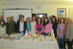Αδελφοποίηση, Συνεργασία, Βηρυτός, Λίβανος, 2012_020