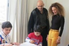 Αδελφοποίηση, Συνεργασία, Βηρυτός, Λίβανος, 2012_145