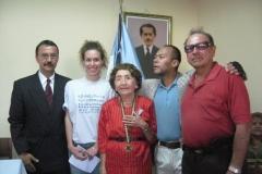 Αδελφοποίηση, Συνεργασία, Πίσκο, Περού_10