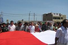 Αδελφοποίηση, Συνεργασία, Πίσκο, Περού_11