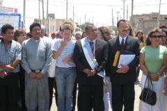 Αδελφοποίηση, Συνεργασία, Πίσκο, Περού_12