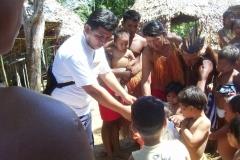 Αποστολή ειρήνης, Κοινότητα Ιθαγενών «Yagua», Αμαζόνιος, Περού, 2011_03