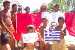 Αποστολή ειρήνης, Κοινότητα Ιθαγενών «Yagua», Αμαζόνιος, Περού, 2011_04