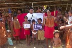 Αποστολή ειρήνης, Κοινότητα Ιθαγενών «Yagua», Αμαζόνιος, Περού, 2011_06