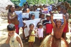 Αποστολή ειρήνης, Κοινότητα Ιθαγενών «Yagua», Αμαζόνιος, Περού, 2011_07