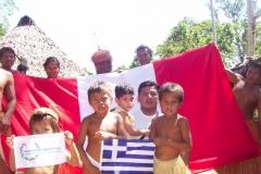 Αποστολή ειρήνης, Κοινότητα Ιθαγενών «Yagua», Αμαζόνιος, Περού, 2011_09