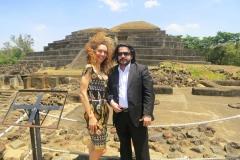 Αρχαία Βασίλεια Τασουμάλ, Εθνική Ανεξαρτησία, Αδελφοποίηση, Ελ Σαλβαδόρ, 26 Μαρτίου 2014_002