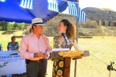 Αρχαία Βασίλεια Τασουμάλ, Εθνική Ανεξαρτησία, Αδελφοποίηση, Ελ Σαλβαδόρ, 26 Μαρτίου 2014_019