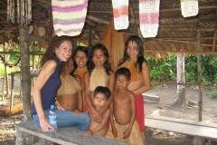 Ειρηνευτική αποστολή, Κοινότητα Ιθαγενών Yagua, Ικίτος, Αμαζόνιος, Περού, 2010_002