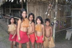 Ειρηνευτική αποστολή, Κοινότητα Ιθαγενών Yagua, Ικίτος, Αμαζόνιος, Περού, 2010_003