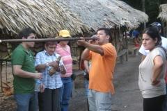 Ειρηνευτική αποστολή, Κοινότητα Ιθαγενών Yagua, Ικίτος, Αμαζόνιος, Περού, 2010_009