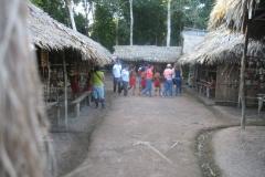 Ειρηνευτική αποστολή, Κοινότητα Ιθαγενών Yagua, Ικίτος, Αμαζόνιος, Περού, 2010_011