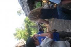 Ειρηνευτική αποστολή, Κοινότητα Ιθαγενών Yagua, Ικίτος, Αμαζόνιος, Περού, 2010_016