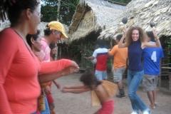 Ειρηνευτική αποστολή, Κοινότητα Ιθαγενών Yagua, Ικίτος, Αμαζόνιος, Περού, 2010_021