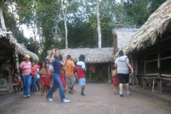 Ειρηνευτική αποστολή, Κοινότητα Ιθαγενών Yagua, Ικίτος, Αμαζόνιος, Περού, 2010_023