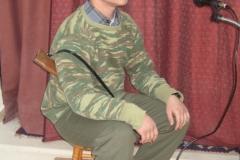 Κατάθεση Στεφάνου στο Μνημείο Αγνώστου Στρατιώτη, Χαλάνδρι, 2011_008