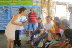 Κοινότητα Ιθαγενών για τη Χελώνα, Ελ Σαλβαδόρ, 28 Μαρτίου 2014_007