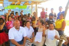 Κοινότητα Ιθαγενών για τη Χελώνα, Ελ Σαλβαδόρ, 28 Μαρτίου 2014_016