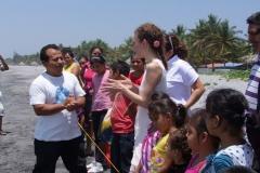Κοινότητα Ιθαγενών για τη Χελώνα, Ελ Σαλβαδόρ, 28 Μαρτίου 2014_023