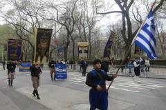 Συμμετοχή στην Εθνική Παρέλαση 25ης Μαρτίου, 5η Λεωφόρος, Νέα Υόρκη, Η.Π.Α., 2012_02