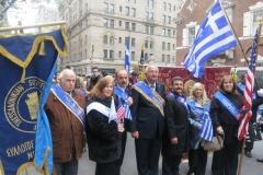 Συμμετοχή στην Εθνική Παρέλαση 25ης Μαρτίου, 5η Λεωφόρος, Νέα Υόρκη, Η.Π.Α., 2012_07