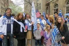 Συμμετοχή στην Εθνική Παρέλαση 25ης Μαρτίου, 5η Λεωφόρος, Νέα Υόρκη, Η.Π.Α., 2012_08