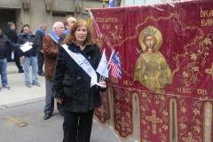 Συμμετοχή στην Εθνική Παρέλαση 25ης Μαρτίου, 5η Λεωφόρος, Νέα Υόρκη, Η.Π.Α., 2012_09