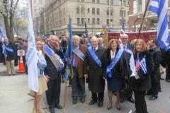 Συμμετοχή στην Εθνική Παρέλαση 25ης Μαρτίου, 5η Λεωφόρος, Νέα Υόρκη, Η.Π.Α., 2012_14