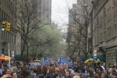 Συμμετοχή στην Εθνική Παρέλαση 25ης Μαρτίου, 5η Λεωφόρος, Νέα Υόρκη, Η.Π.Α., 2012_15