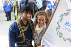 Συμμετοχή στην Εθνική Παρέλαση 25ης Μαρτίου, 5η Λεωφόρος, Νέα Υόρκη, Η.Π.Α., 2012_19