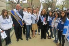Συμμετοχή στην Εθνική Παρέλαση 25ης Μαρτίου, 5η Λεωφόρος, Νέα Υόρκη, Η.Π.Α., 2012_20