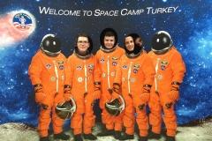 Space Camp, 29 Ιουλίου – 4 Αυγούστου 201824